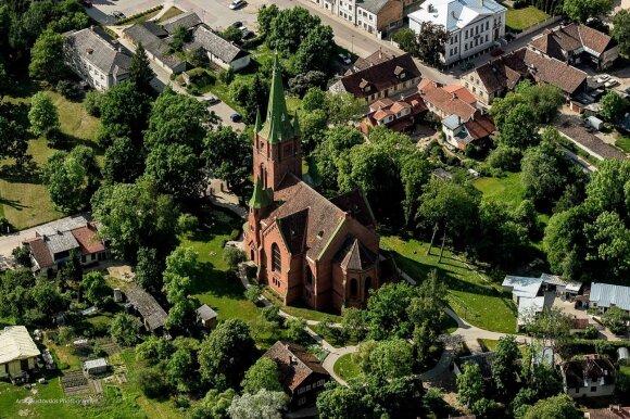Kuldygos Šv. Onos bažnyčia