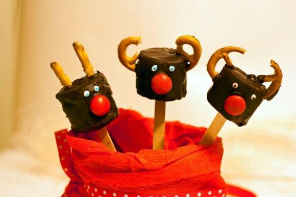3 nepaprastai dailūs skanėstai artėjančioms žiemos šventėms