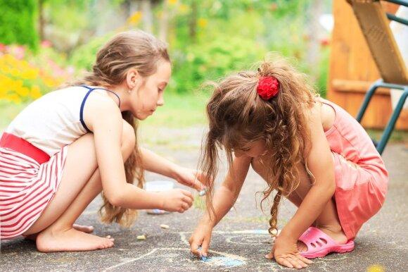 Ką veikti su vaikais per karščius: nemokami savaitgalio renginiai sostinėje