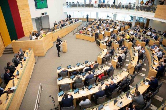 Su politikais Lietuvoje bendravęs lobistas iš Prancūzijos: visiškas skaidrumas neprisideda prie demokratijos stiprinimo