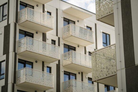 Kaistant NT rinkai imta kalbėti apie galimą būsto palūkanų augimą: kada ir kokių pokyčių galime sulaukti