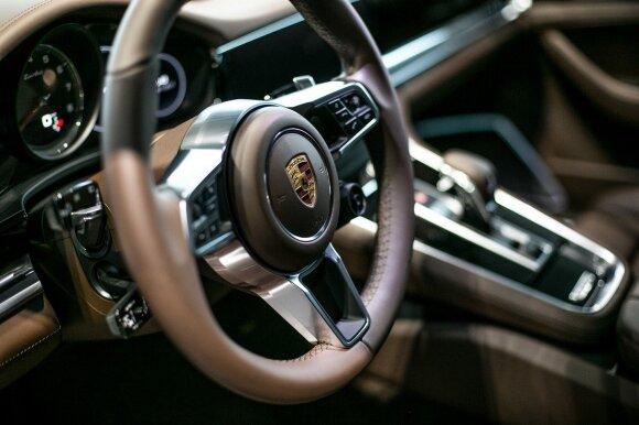 """Porsche Panamera Sport Turismo"""