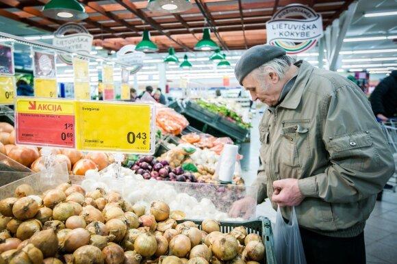 Ko lietuviai labiausia nemėgsta prekybos centruose
