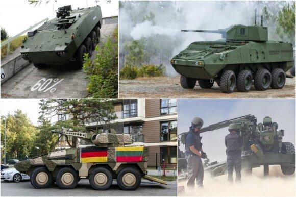 Lithuania picks German Boxer IFVs for EUR 400m armament upgrade