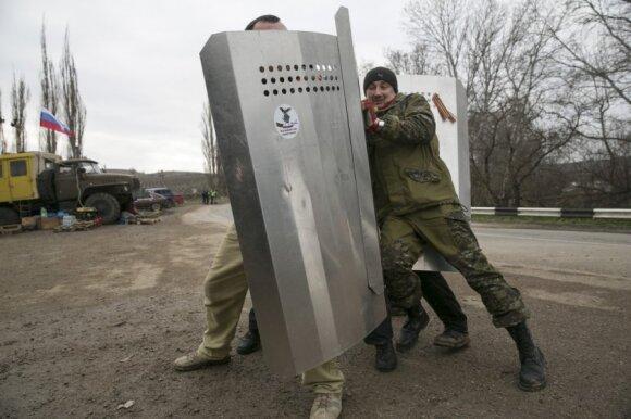 Rusijos ekonomikoje prasidėjo velniava