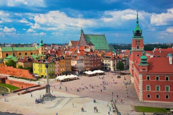 Kitokia Varšuva: 5 vietos, kurias turistai aplenkia be reikalo