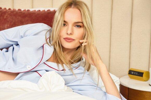 5 stilingi miego drabužių deriniai, su kuriais nenorėsite skirtis visą tingų savaitgalį