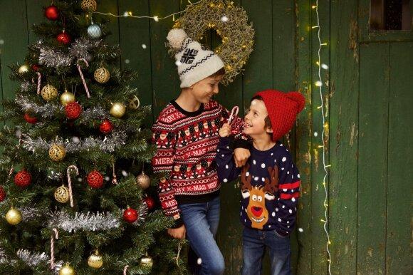 """Kalėdiniai """"Lidl"""" megztiniai"""