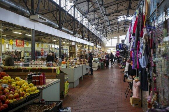 Turgus Vilniuje, kuris pavyzdį ima iš Vakarų: kuriasi vis daugiau verslininkų