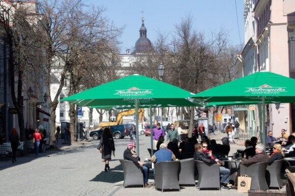 Situacija kaista: kainų augimas Lietuvoje vis spartėja