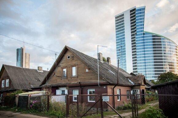 NT ekspertas išskyrė vieną rajoną iš visų, kuriame pirkti būstą geriausia