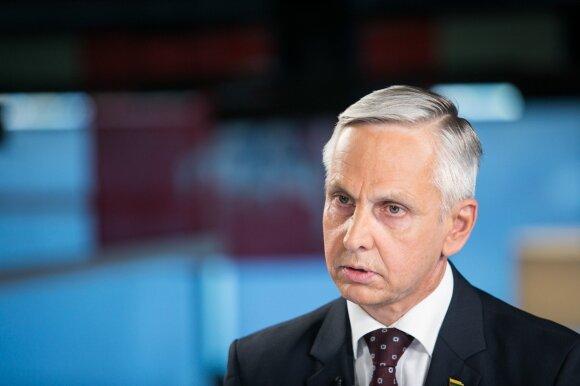 Ginklų sudėti nesiruošia – kalba, kad į Seimą dar gali grįžti klausimas dėl Pranckiečio likimo
