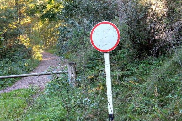 Kelio ženklai, kurių reikšmių nežino daugelis vairuotojų