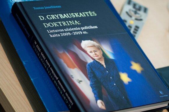 Ušackas prisimena darbą su Grybauskaite: vadybine prasme tai labai nemokšiška ir netinkama