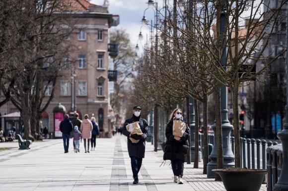 Gedimino prospekte stato pirmą tokį įrenginį Lietuvoje: jei pasiteisins, gali atsirasti ir kitur
