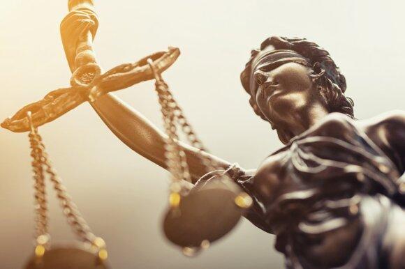 Neblaivus vairuotojas prie vairo sučiuptas nebuvo, tačiau teismas jį nuteisė