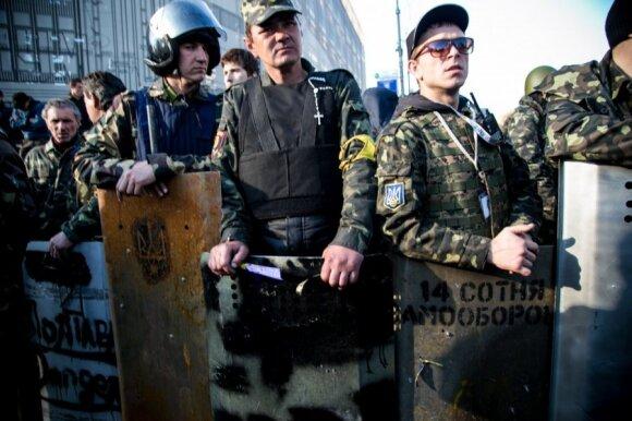 I. Mazuras: po Ukrainos – Kaukazas, Baltarusija ir Baltijos šalys