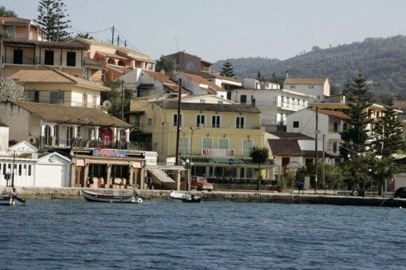 Graikijos Korfu sala
