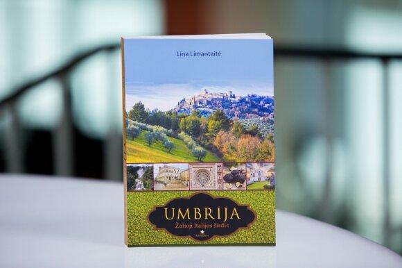 """Knyga """"Umbrija. Žalioji Italijos širdis"""""""