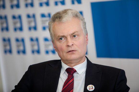 Landsbergis prisimena savo derybas su Nausėda: manau, mano pozicija jį išgąsdino