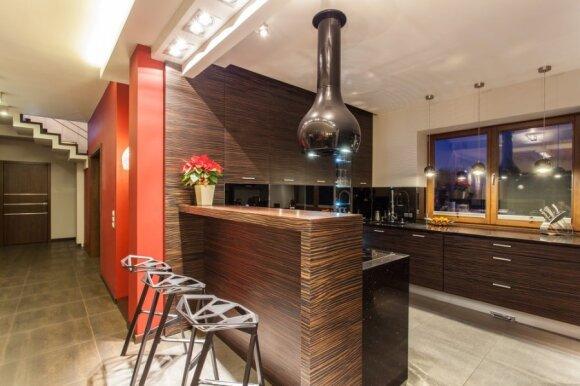 Pagrindinės virtuvės dizaino klaidos ir kaip jų išvengti