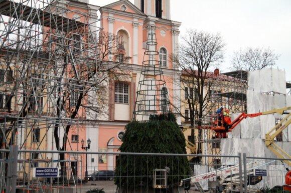 Rekordinę sumą Kalėdoms skyręs Kaunas žada parodyti, ko Lietuvoje dar nebuvo