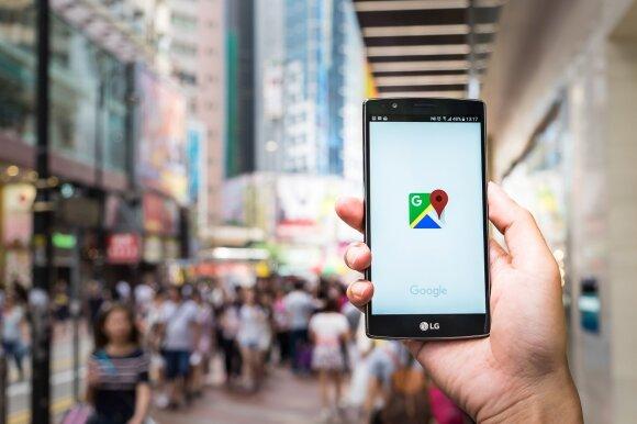 """""""Google"""" naujieji kelionių įrankiai jau žino, ką veiksite ateinančią vasarą"""
