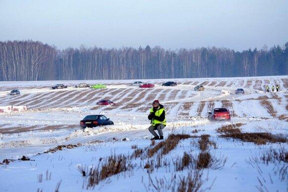 Žiemos slalomas