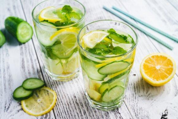 Geltonoji prieš žaliąją: kurią citriną verčiau rinktis?