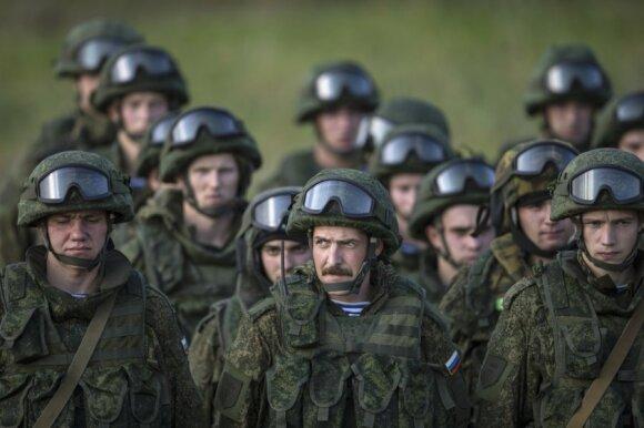 V. Putinas ėmėsi ginklavimosi: tai liečia ir Lietuvą