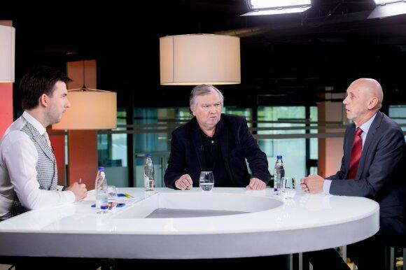 Arnas Mazėtis, Vladas Gaidys, Vytautas Dumbliauskas