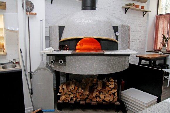 """Casa della pasta"" restoranas Kaune"
