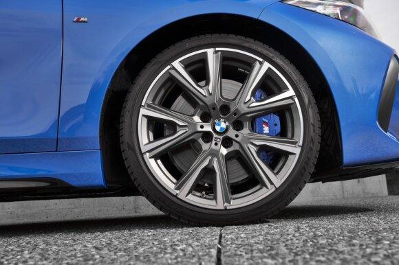 BMW pristatė naują 1 serijos modelį