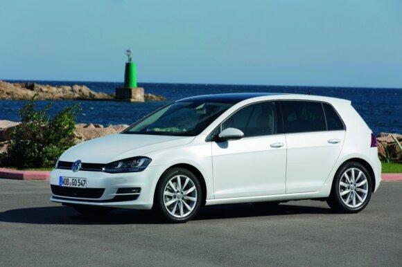 Kokie automobiliai Lietuvoje buvo populiariausi 2012-aisiais?