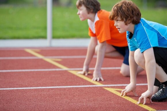 Įvertino vaikų fizinį pajėgumą dabar ir prieš 13 metų: rezultatai gerokai skiriasi