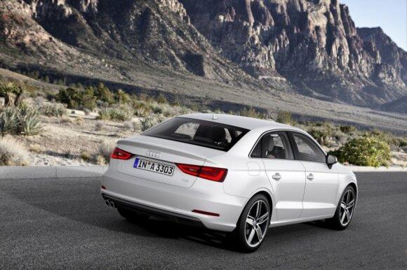 Audi A3 sedanas