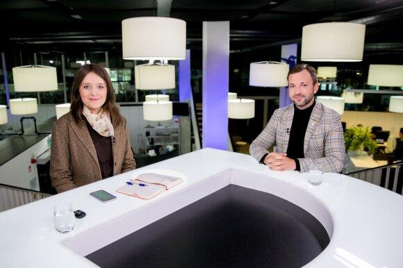 Dalia Plikūnė, Tomas Vytautas Raskevičius