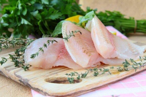Žalios žuvies valgymas: kaip, su kuo ir kada