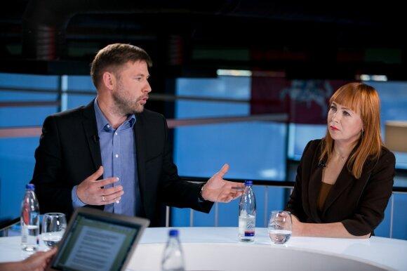 Andrius Navickas, Jurgita Petrauskienė