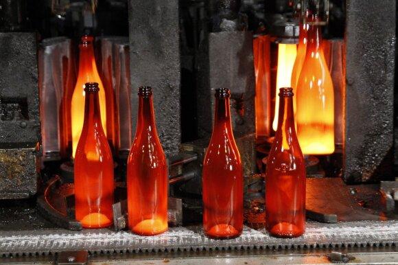 Stiklo gamykla