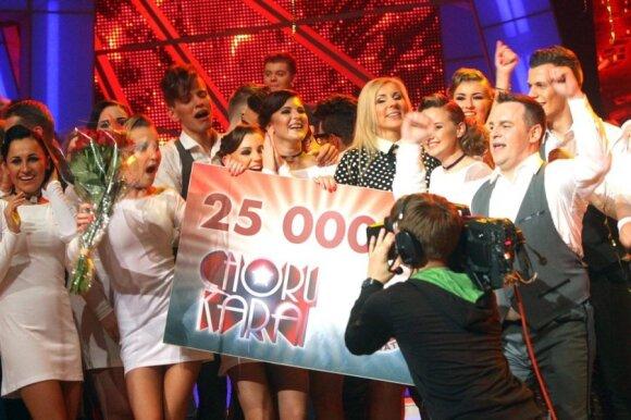 """""""Chorų karų"""" laimėtojai - Alytaus miesto choras"""