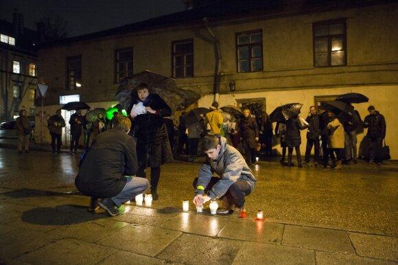 Vilniaus valdžios antausis – ne tik nužudyto T. Dobrovolskio artimiesiems