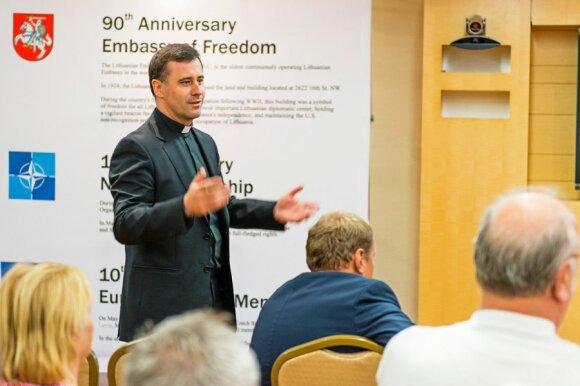 Sunkiausias šio amžiaus išbandymas Lietuvai, ne menkesnis už išorės grėsmes