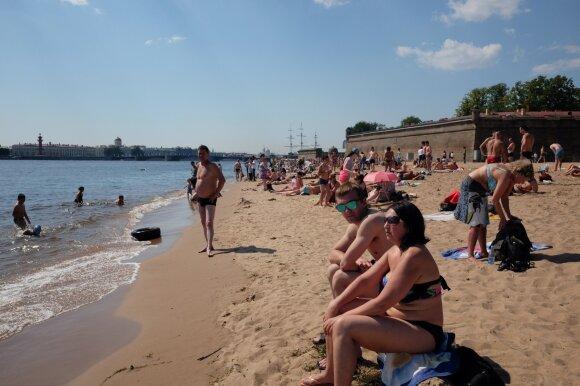 Rusiškas paplūdimys
