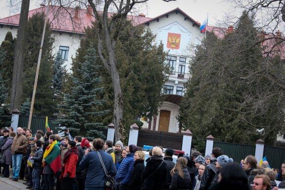 Šnipų išsiuntimu Lietuva neapsiribos: dešimčių Rusijos piliečių pasienyje lauks staigmena