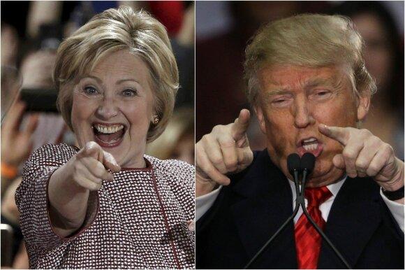 Vilniuje teismas suėmė Hillary Clinton rėmusį JAV milijardierių