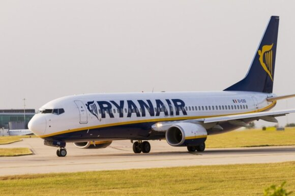 """""""Ryanair"""" ruošia dar daugiau pokyčių skrendantiems"""