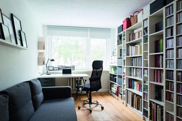 PRIEŠ ir PO: kaip minimalistinis stilius pakeitė 68 kv.m butą