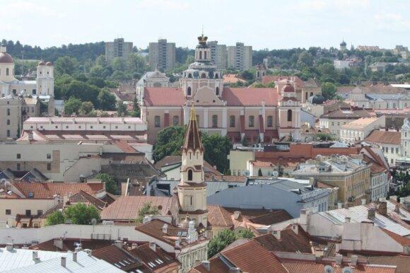 """""""Утраченный Вильнюс"""": как и почему столица лишилась памятников старины?"""