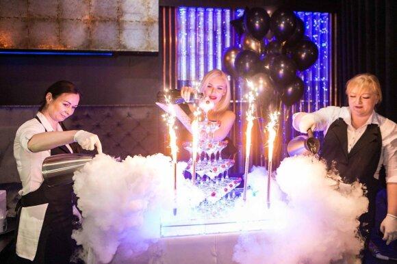 Vilniaus centre – privatus Renatos Gaidan gimtadienio vakarėlis: laikas braukti visus meilės reikalus į šoną